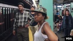 最近的调查显示,纽约人对本市公交服务印象不佳