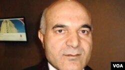 Nûnerê Partîya Pêşverû ya Kurd li Sûrîyê Behzat Brahîm
