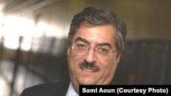 Sami Aoun, professeur titulaire à l'École de politique appliquée de l'Université de Sherbrooke
