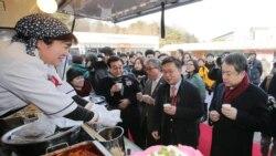 한국 거주 탈북민들, 푸드 트럭 개업