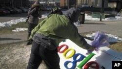 中國官員被指下令封殺谷歌中國業務。