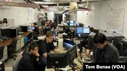 Autonomous Flight Systems Laboratory at the University of Washington.
