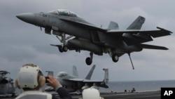 Tổng thống Mỹ Donald Trump đã lệnh cho nhóm tàu sân bay USS Carl Vinson tới vùng biển ngoài khơi bán đảo Triều Tiên.
