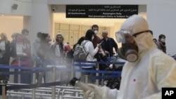 Lebanon Virus Outbreak