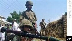 هلاکت سه عسکر و ده شورشی در شمال غرب پاکستان