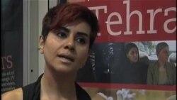 تجليل و قدردانی از مانيا اکبری در لندن