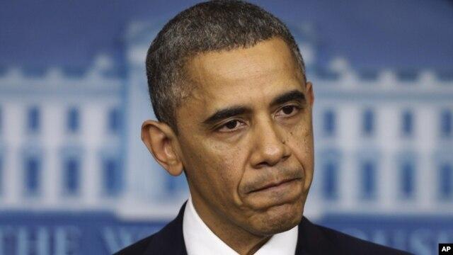 El presidente Obama dijo que espera a los congresistas después de Navidad para aprobar la Ley.