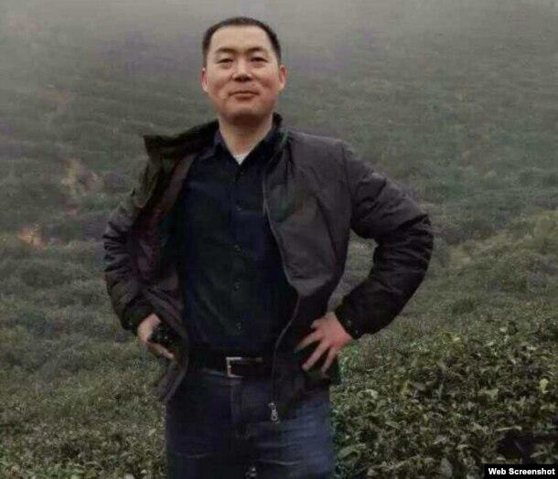 李春富被捕前(网络图片)