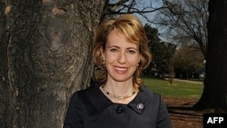Dân biểu Gabrielle Giffords