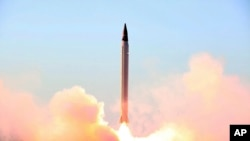 Security Council Asked to Investigate Iran Missile Test