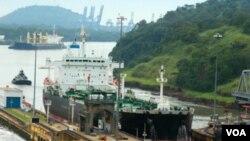 Cierran el Canal de Panamá
