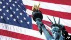امریکی سفارت خانے میں آتشزدگی