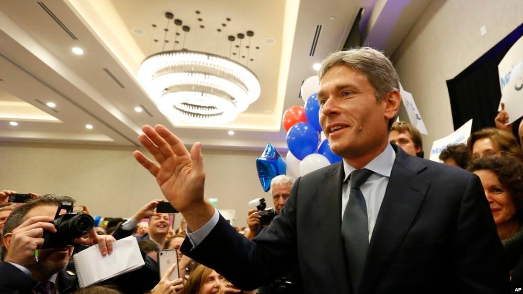 资料照:民主党联邦众议员马林诺夫斯基(Rep. Tom Malinowski, D-NJ)(photo:VOA)