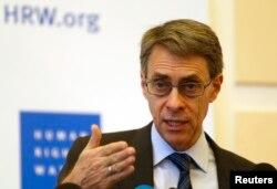 Direktur eksekutif Human Rights Watch, Kenneth Roth