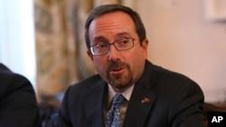 Посол США в Турции Джон Басс