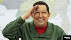 El presidente venezolano dijo que no se ha detectado la presencia de nuevas células cancerígenas.