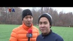 Warga Indonesia Penggemar Sepakbola di AS - VOA untuk Friends