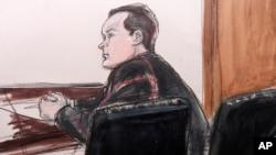 联邦调查局星期一在纽约布朗克斯区逮捕叶夫根尼•博亚科夫