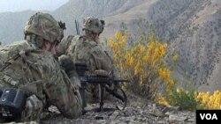 Los talibanes recién lanzaron una ofensiva de primavera en Afganistán.