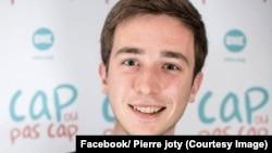 Pierre Jothy joint par Claire Morin-Gibourg
