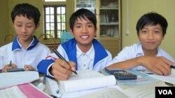 Ảnh minh họa: Học sinh Việt Nam