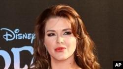 """前""""环球小姐""""艾丽西亚•马查多在洛杉矶出席活动(2016年6月21日)"""