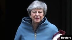 У четвер Тереза Мей їде на саміт у Брюссель, де європейські керівники розглядатимуть ситуацію