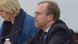 Дэвид Крамер, глава правозащитной организации Freedom House