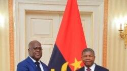 Angola e RDC discutem Isabel dos Santos e seu marido congoles - 1:40