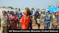 U.N Mission Critical For Peace In South Sudan