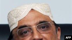 Tổng thống Pakistan Asif Ali Zardari đến Washington để dự lễ truy điệu Ðặc sứ Richard Holbrooke