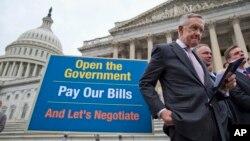 Senato'daki Demokrat Parti Grup Lideri Harry Reid