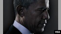 오바마 대통령을 올해의 인물로 선정한 타임 주간지 표지.