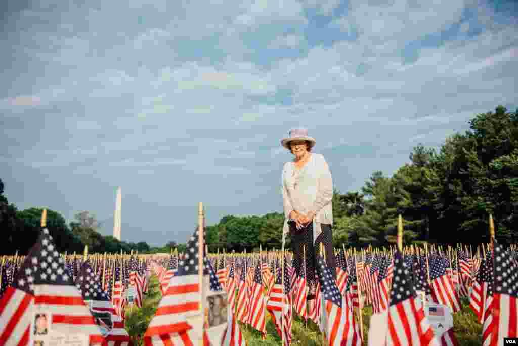 میموریل ڈے کا مقصد امریکہ کے اُن فوجی جوانوں کو یاد کرنا ہے جنہوں نے امریکہ کی خاطر اپنی جان کا نذرانہ پیش کیا۔