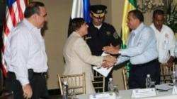 U.S. and Brazil Partner to Help Honduras