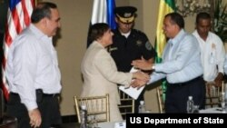 U.S. and Brazil Partner to Help Honduras