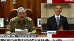 뉴스듣기 세상보기: 미-쿠바 관계 정상화...유엔 북한인권 결의