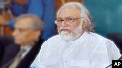 وفاقی وزیر تعلیم سردار آصف احمد علی