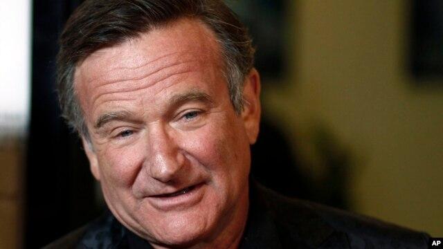 Robin Williams 1951-2014.