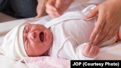 دانشمندان بریتانیایی چارت گریان نوزادان را انکشاف داده اند