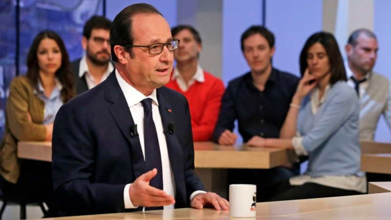 Hollande Calls for More EU Rescue Efforts After Migrant Tragedy