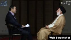 تصویری از گفتوگوی هادی خامنهای با حسین دهباشی در «تاریخ آنلاین»