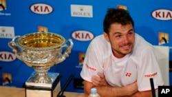 Švajcarac Stanislas Vavrinka pobednik Austrelijen Opena