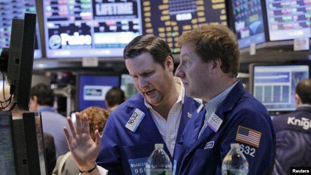 Thị trường chứng khoán Mỹ giảm trong phiên giao dịch sáng sớm, trong khi thị trường chứng khoán châu Âu và châu Á có lên có xuống vào cuối phiên giao dịch.
