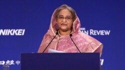 ရုိဟင္ဂ်ာေတြ ဌာေနျပန္ေရး Sheikh Hasina တရုတ္အကူညီရဖုိ႔ ႀကိဳးပမ္း