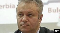 Ministar finansija Srbije Mlađan Dinkić