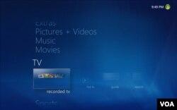 Los televisores pueden ganar cientos de funciones multimedia al conectarlos a un media center.