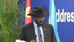 Президент Южного Судана прерывает визит в КНР