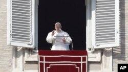 Папа Франциск (архивное фото)