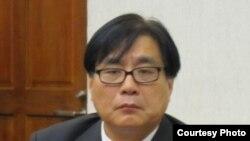 台灣關懷中國人權聯盟理事長 楊憲宏
